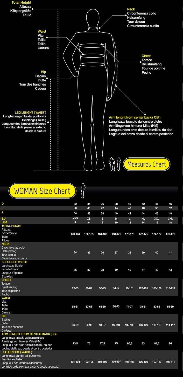 Tallaje Mujer SALEWA