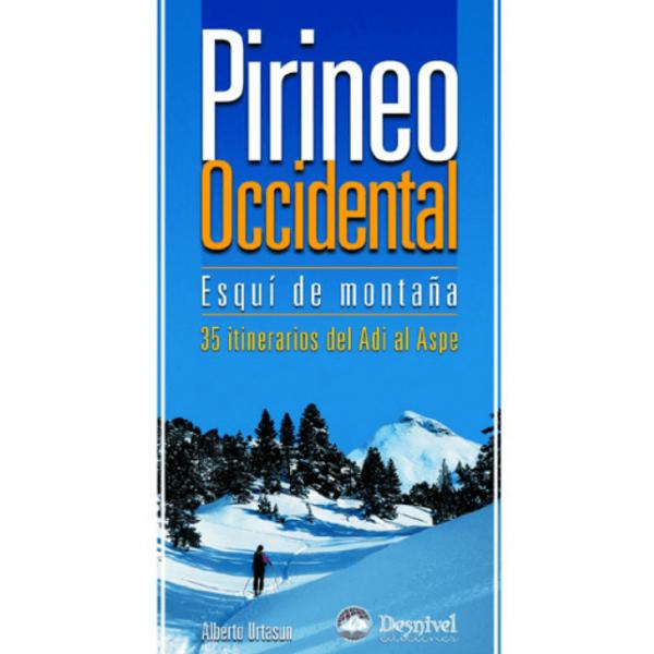 libro esqui montaña