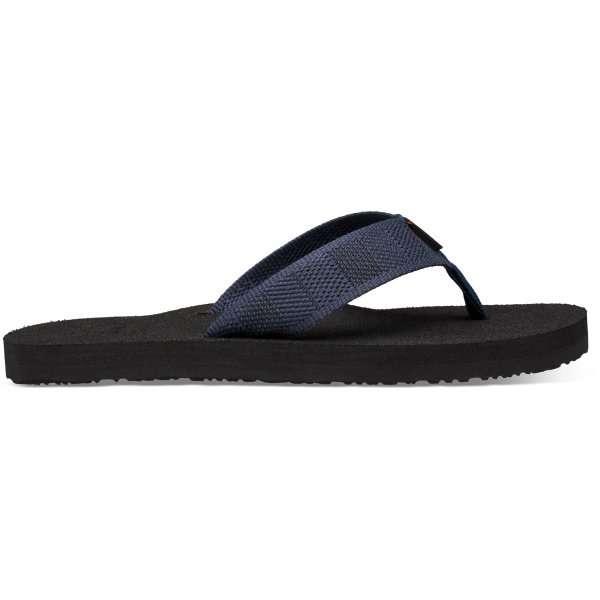 teva mens mush ii canvas sandal raki dark denim1 832163