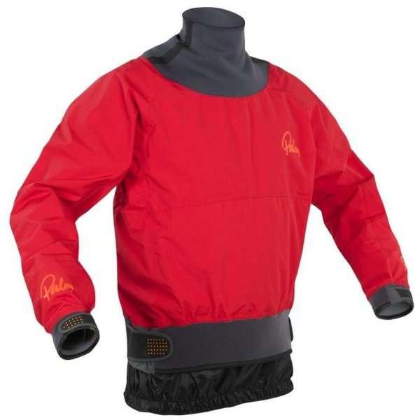 Anorak Vertigo Rojo PALM 1
