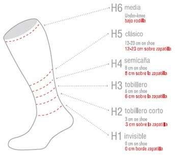 CALCETIN lurbel calcetines2