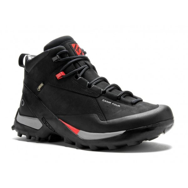 Camp Four GTX Leather Mid Black Red FIVE TEN