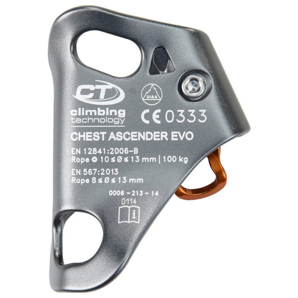 Chest Ascender Evo climbing technology2 1