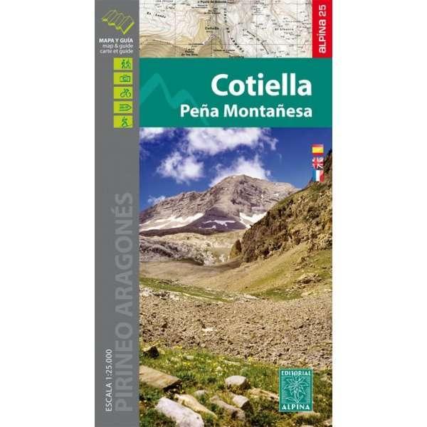 Cotiella Pena Montanesa EDITORIAL ALPINA