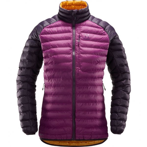 Essens Mimic Jacket Women Lilac acai berry HOGLOeFS