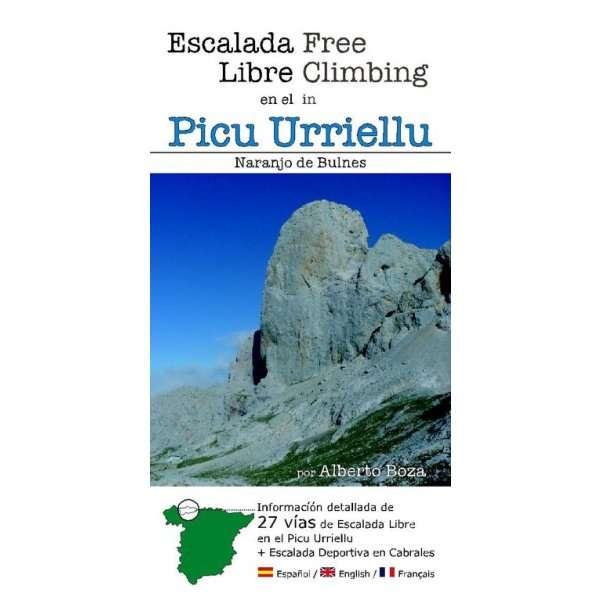 Guia Escalada Libre en al Pico Urriellu ED CORDILLERA CANTABRICA