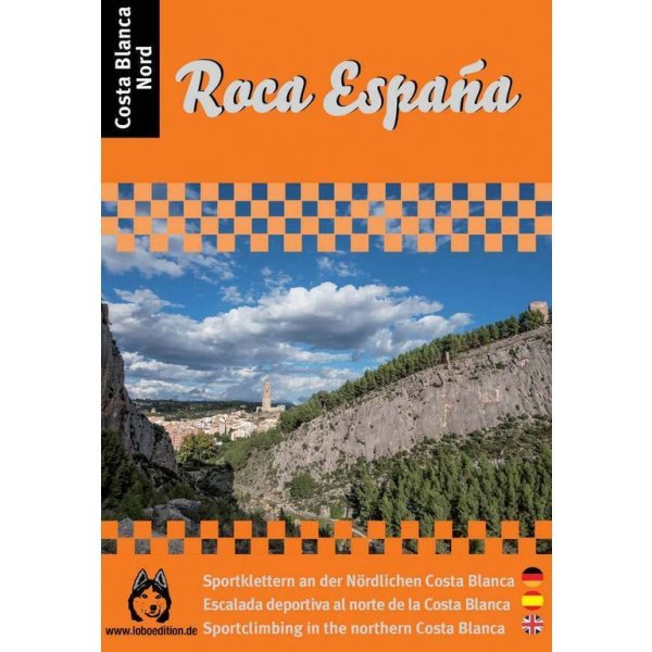 Guia Escalada Roca Costa Blanca Nord LOBOEDITION