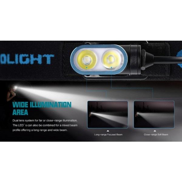 HS2 luminosidad OLIGHT