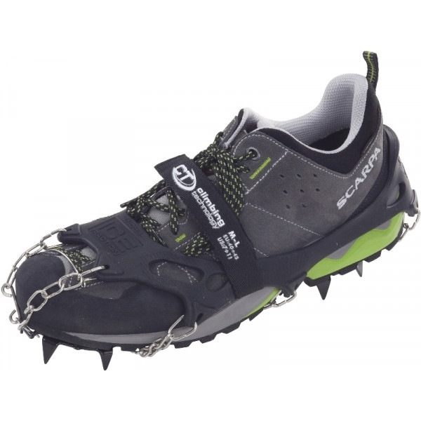Ice Traction colocacion CLIMBING TECHNOLOGY
