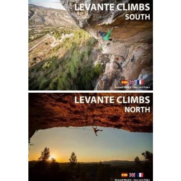 Levante Climbs North   South