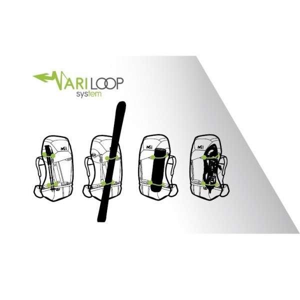 MOCHILA Ubic Variloop Millet