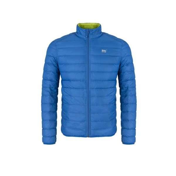 Mac in a Sac Polar Down Jacket azul