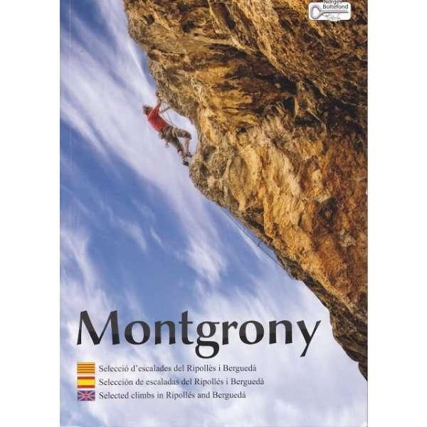 Mongrony Seleccion de escaladas del Ripolles i Bergueda VV.AA