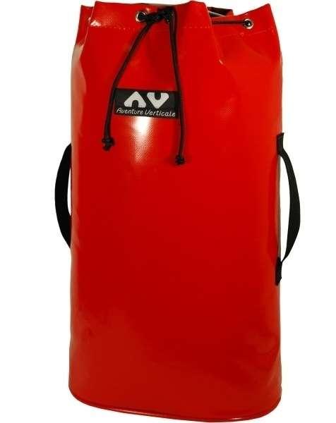 Saca Kitbag 45L Rojo AVENTURE VERTICALE
