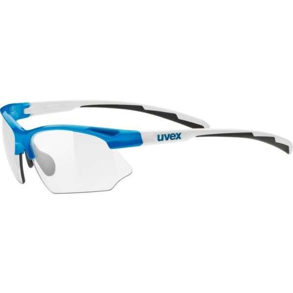 Sportstyle 802 vario Blue White UVEX