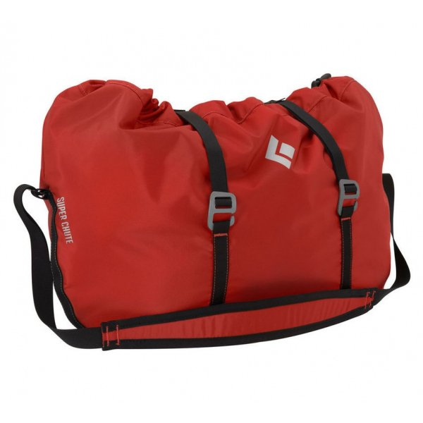 Super Chute Rope Bag red BLACK DIAMOND