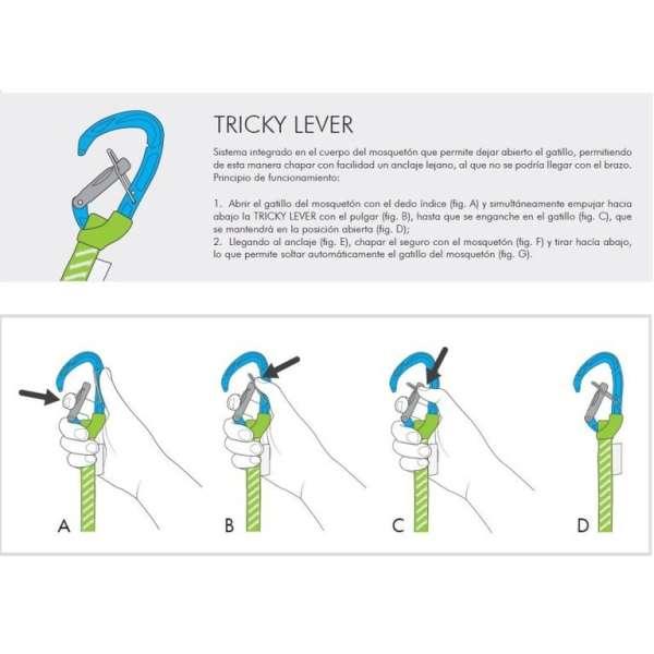 Tricky tool climbing technology 4