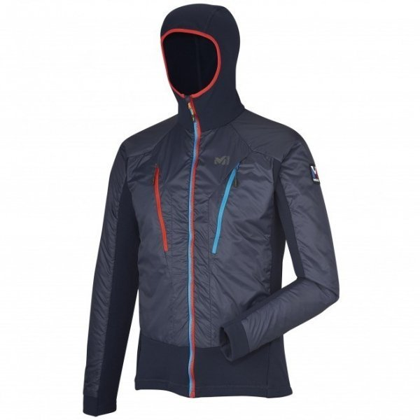 Trilogy Dual Advance JKT Saphir MILLET