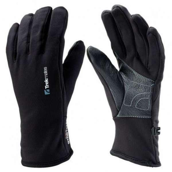 Ullscarf glove trekmates