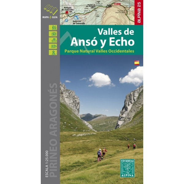 Valle de Anso y Hecho EDITORIAL ALPINA
