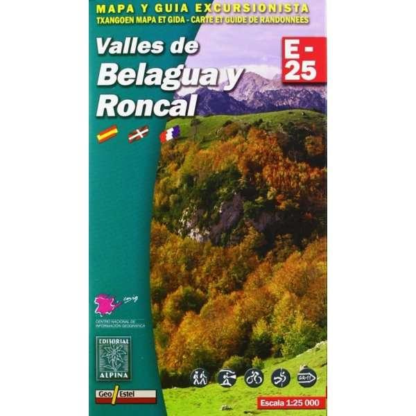 Valles De Belagua y Roncal EDITORIAL ALPINA