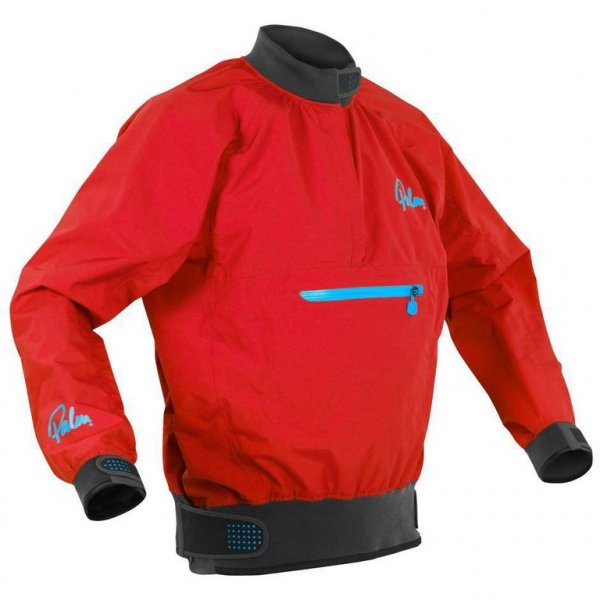 Vector Jacket Red Palm 1