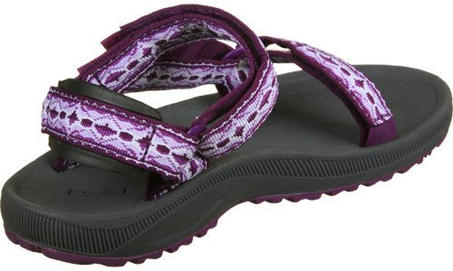 Winsted Woman Antigua Bright Purple parte trasera TEVA