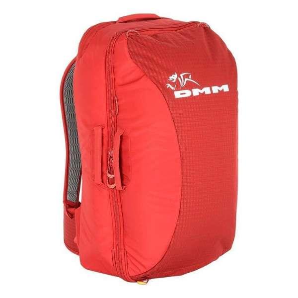 flight sport climbing rope bag red dmm