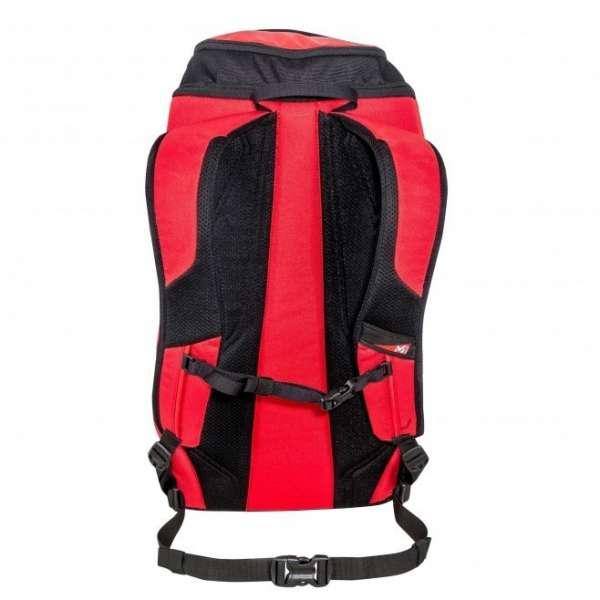 vertigo 25 back rojo millet