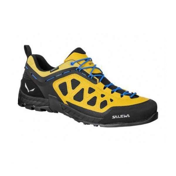 zapatillas ms firetail 3 gtx amarillo negro salewa