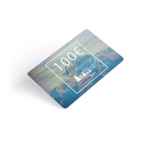 Tarjeta regalo 100 d