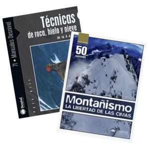 Libros Montaña