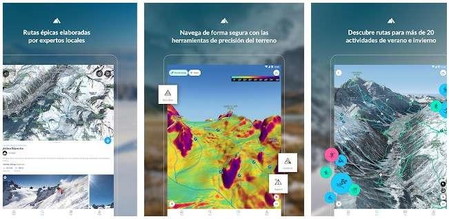 fatmap esqui